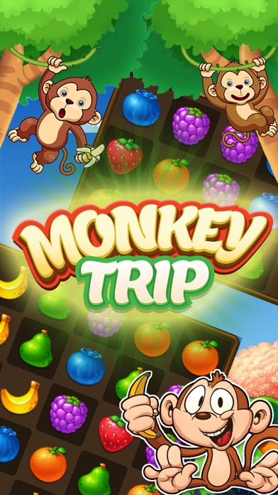 Monkey Trip - Journey to Fairy Island 1.0.7  IOS