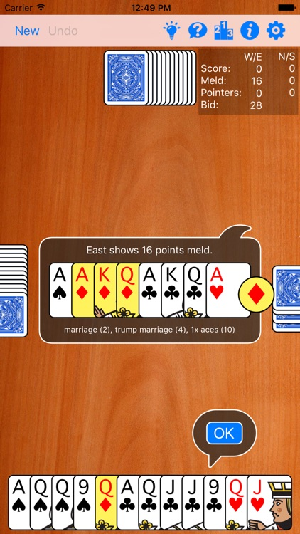 Pinochle screenshot-0