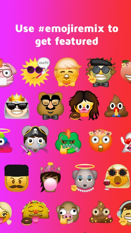 Emoji Remix screenshot-4