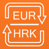 Euro in Kroatische Kuna Währungsrechner