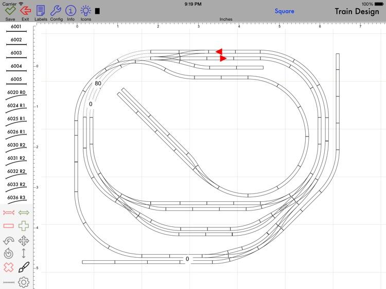 TrainDesign screenshot-3