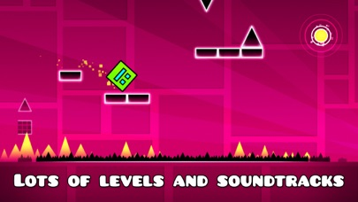 Screenshot for Geometry Dash in Kazakhstan App Store