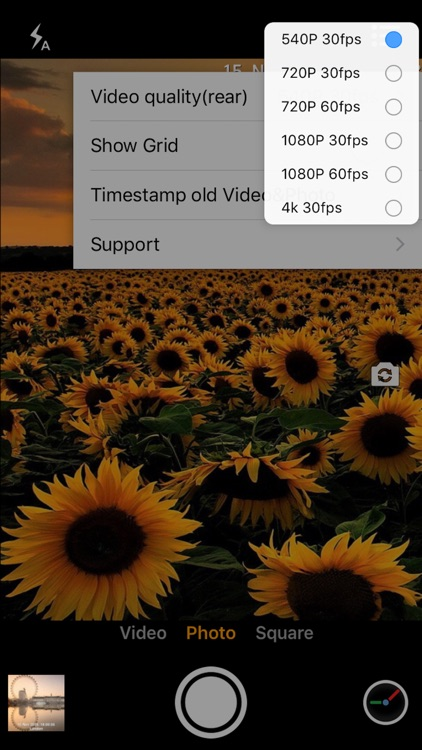 Timestamp Camera HD with GPS Address Location