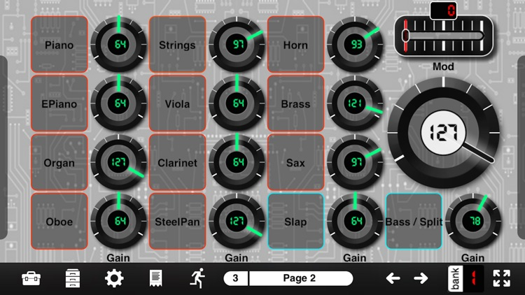 MIDI Designer Limited 2 screenshot-1