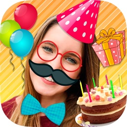 Snap birthday photo filters & editor