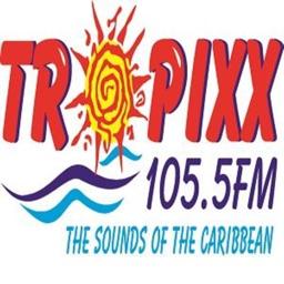 Tropixx - 105.5 FM