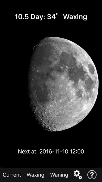 Moon Phase Photo Mapsのおすすめ画像1