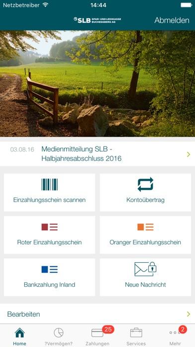 Spar- und Leihkasse BucheggbergScreenshot von 1