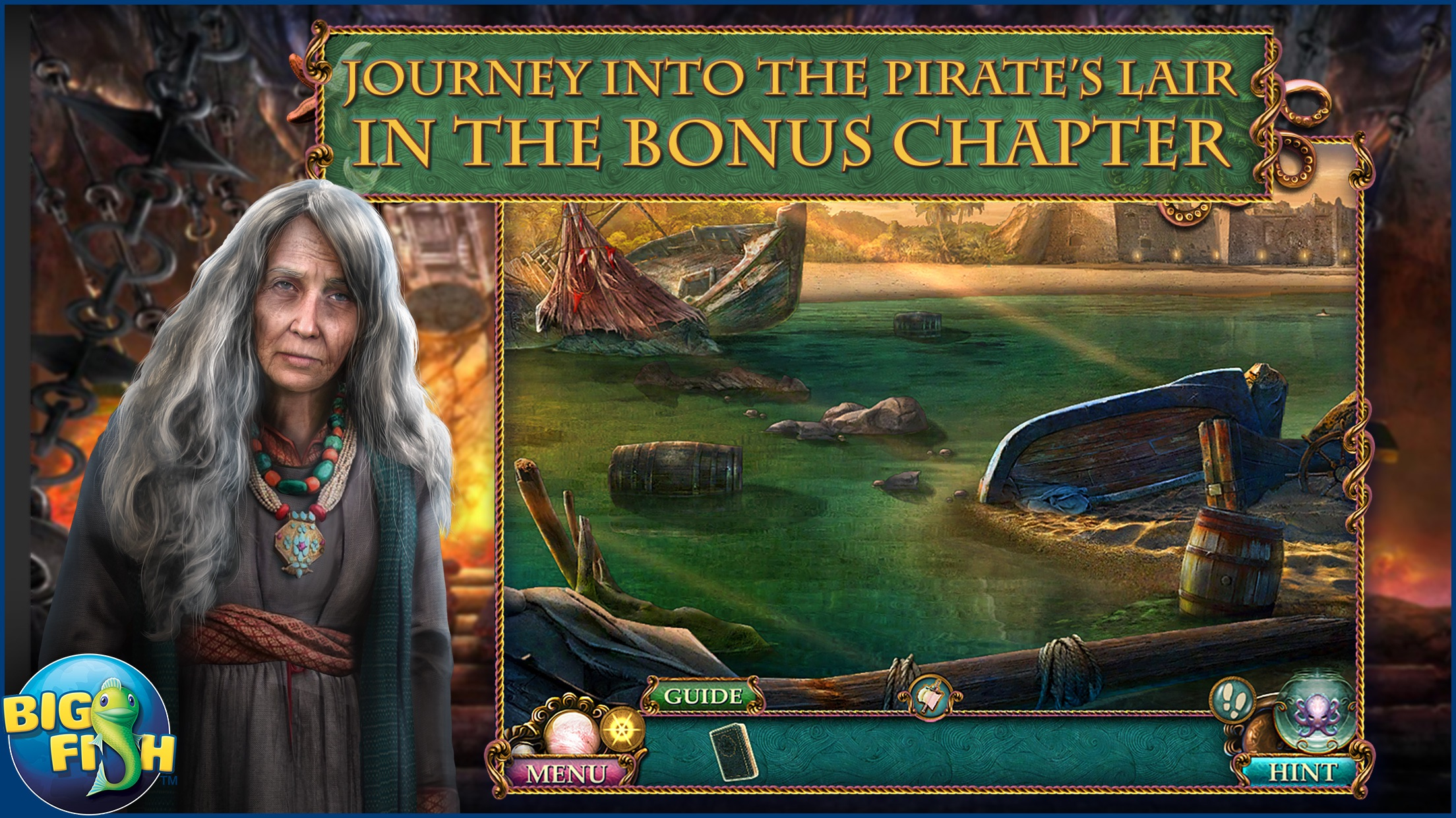 Sea of Lies: Beneath the Surface Screenshot