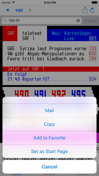 EasyTeleText screenshot-4