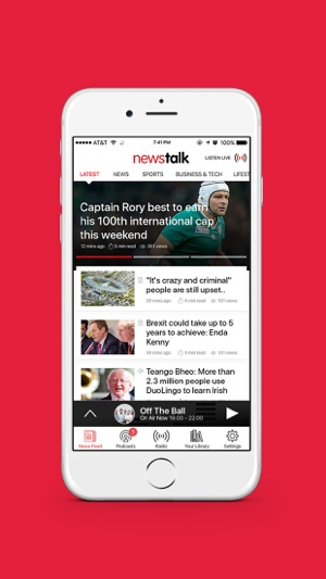 Newstalk 106 108 fm on the app store.
