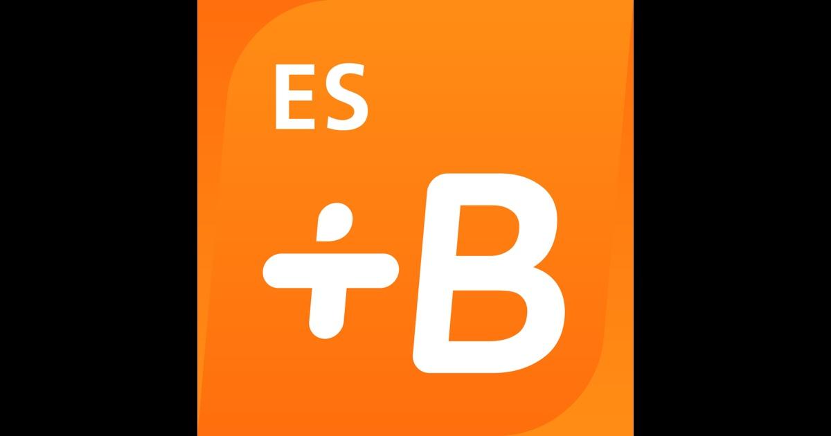 apprendre l 39 espagnol avec babbel dans l app store. Black Bedroom Furniture Sets. Home Design Ideas