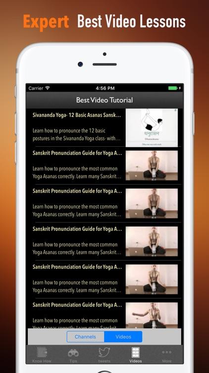 Sanskrit Yoga Skill-Tips and Tutorials