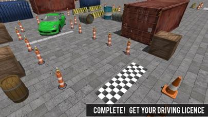 駐車場ドライビングスクール3Dのおすすめ画像4