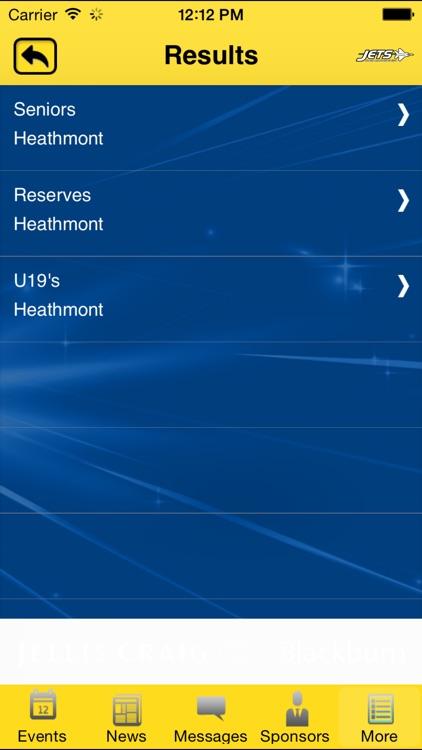 Heathmont Football Club screenshot-4