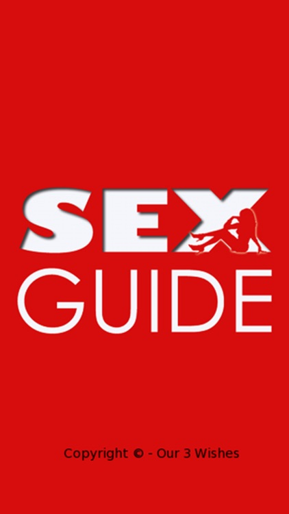 A Sex Guide – Positions/Tips