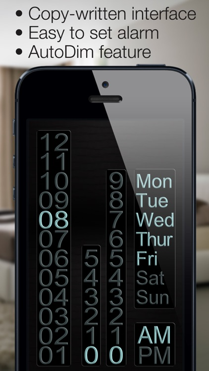 Best Clock Radio & Alarm screenshot-4