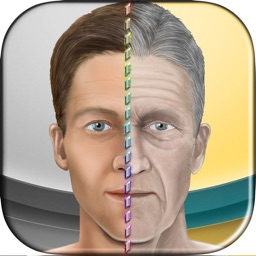 Make Me Old Funny Photo Booth & Makeover Game