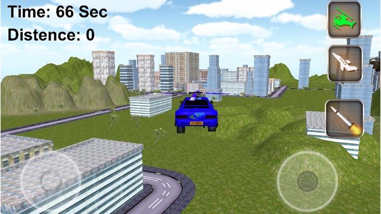 Jet Car Stunts Extreme Flight Pilot Simulator 2016 screenshot-3