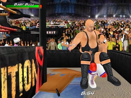 Игра Wrestling Revolution 3D
