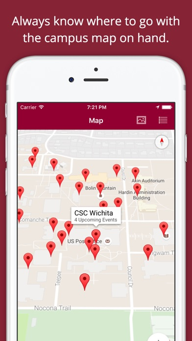 Msu More Midwestern State University Events App Price Drops