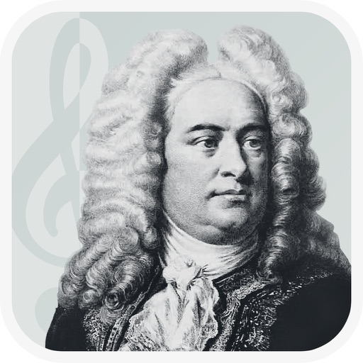 George Handel - Classical Music icon
