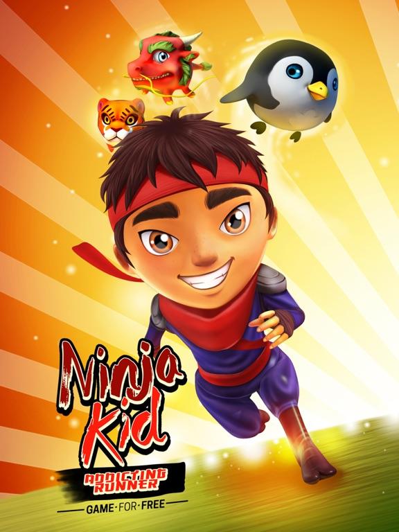 Hиндзя Pебенок бесплатно - игры гонки для детей для iPad