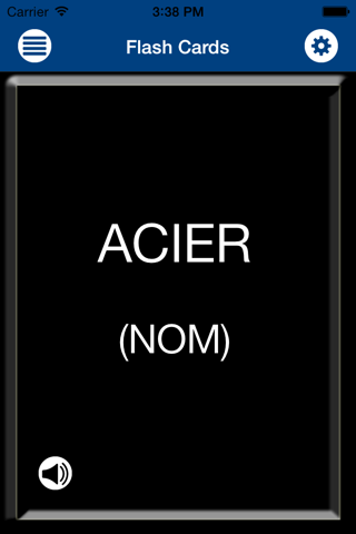 Écolier: French Flashcards - náhled