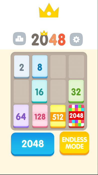 2048 Challenge!