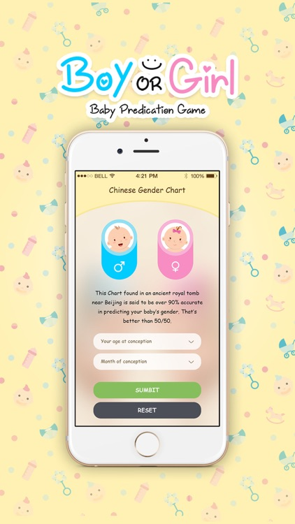 Baby Prediction App