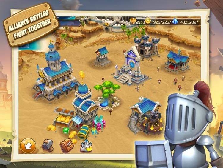 Little Empire HD screenshot-3