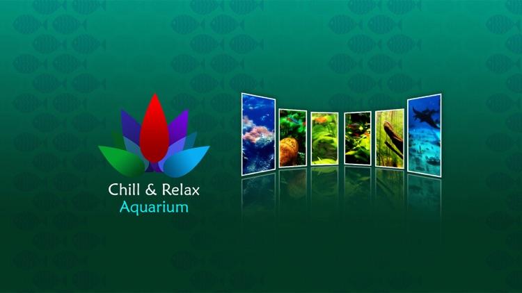 Chill & Relax TV Aquarium Cay Fish Tank HD Video