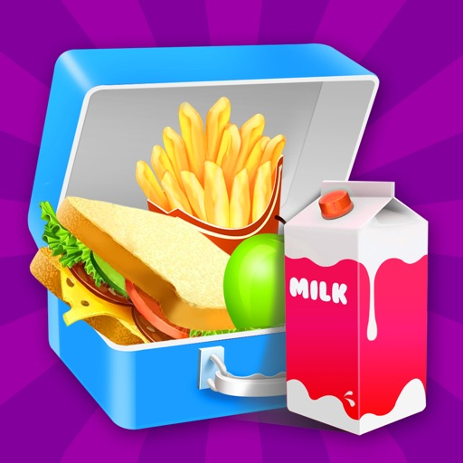 School Lunch 2 : Lunch Box Maker