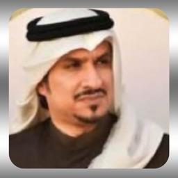 الشاعر أحمد المطيري