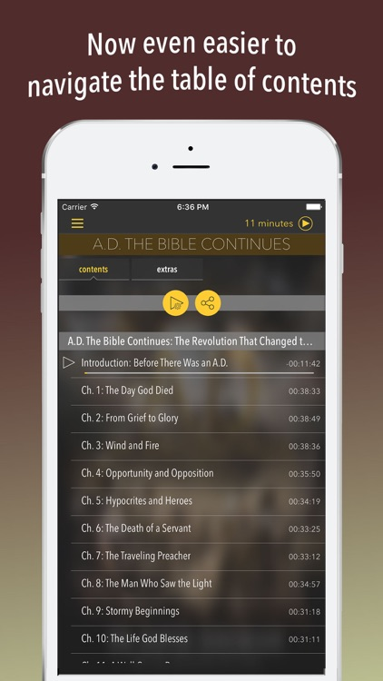 A.D. The Bible Continues screenshot-1