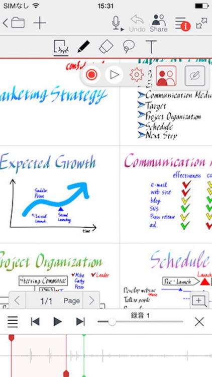 Advanced Notebook Pro - Note taking, Sketching & Handwriting Pad