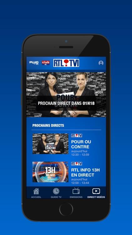 RTL TVI screenshot-3