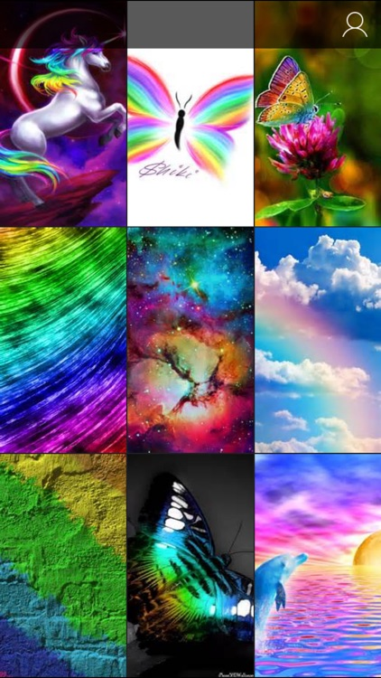 Rainbow Wallpapers HD for Home & Lock Screens Free screenshot-0
