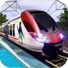 Train Racing Simulator : Bullet Racer 2016 icon