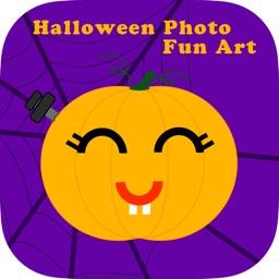 Halloween Photo Fun Art
