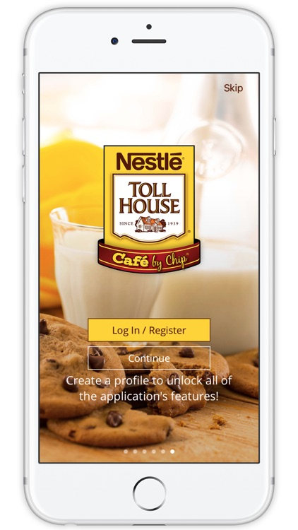 Nestle Toll House Café by Chip