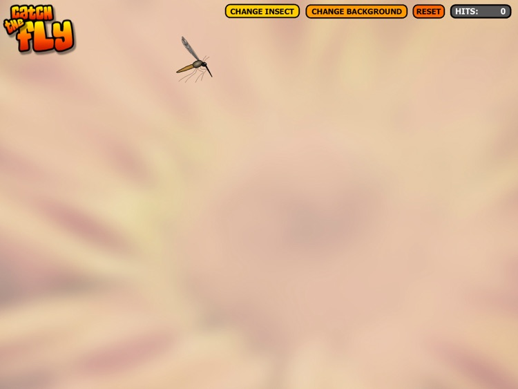 Catch the Fly Cat Game screenshot-3