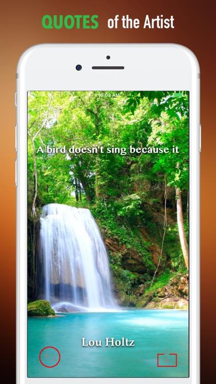 Tropical Rainforest Wallpapers HD- Art Pictures screenshot-3