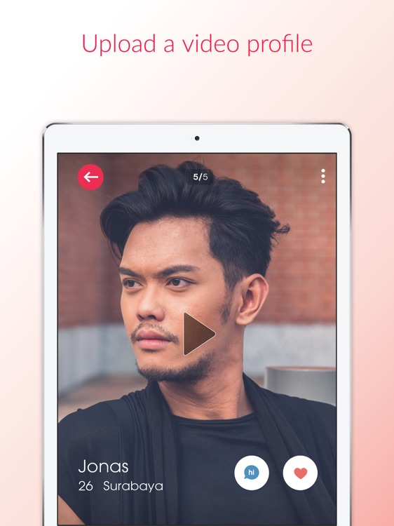 Indonesia Social Dating App for Indonesian Singles