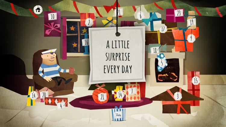 Fiete Christmas - Advent calendar for kids