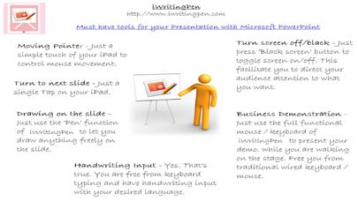 iWritingPen 演示文稿遥控器屏幕截图1