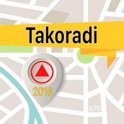 Takoradi Offline Map Navigator and Guide