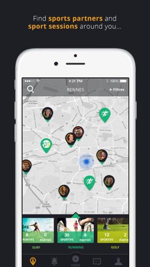 sport partner app