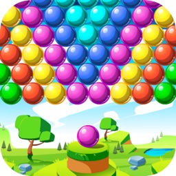 Bubble Shooter Winter Edition