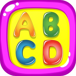 Alphabet Match Puzzle - Macthing game For Kids